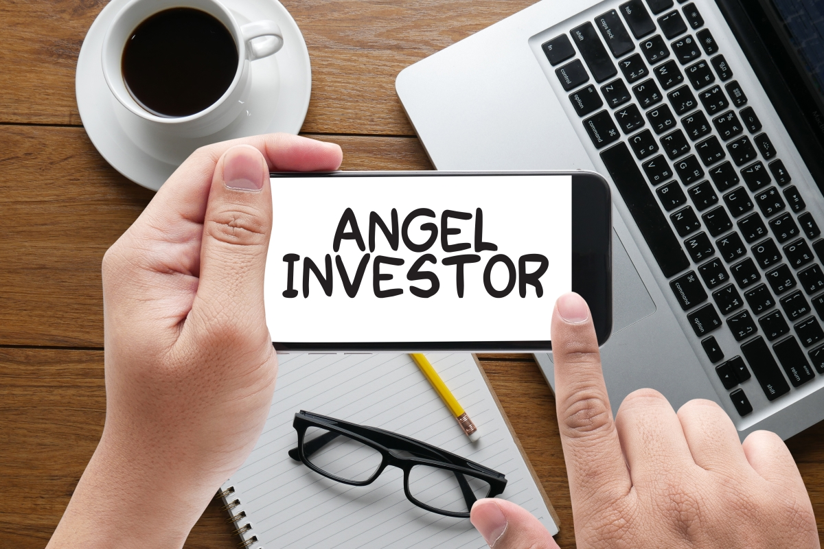 finding an angel investor