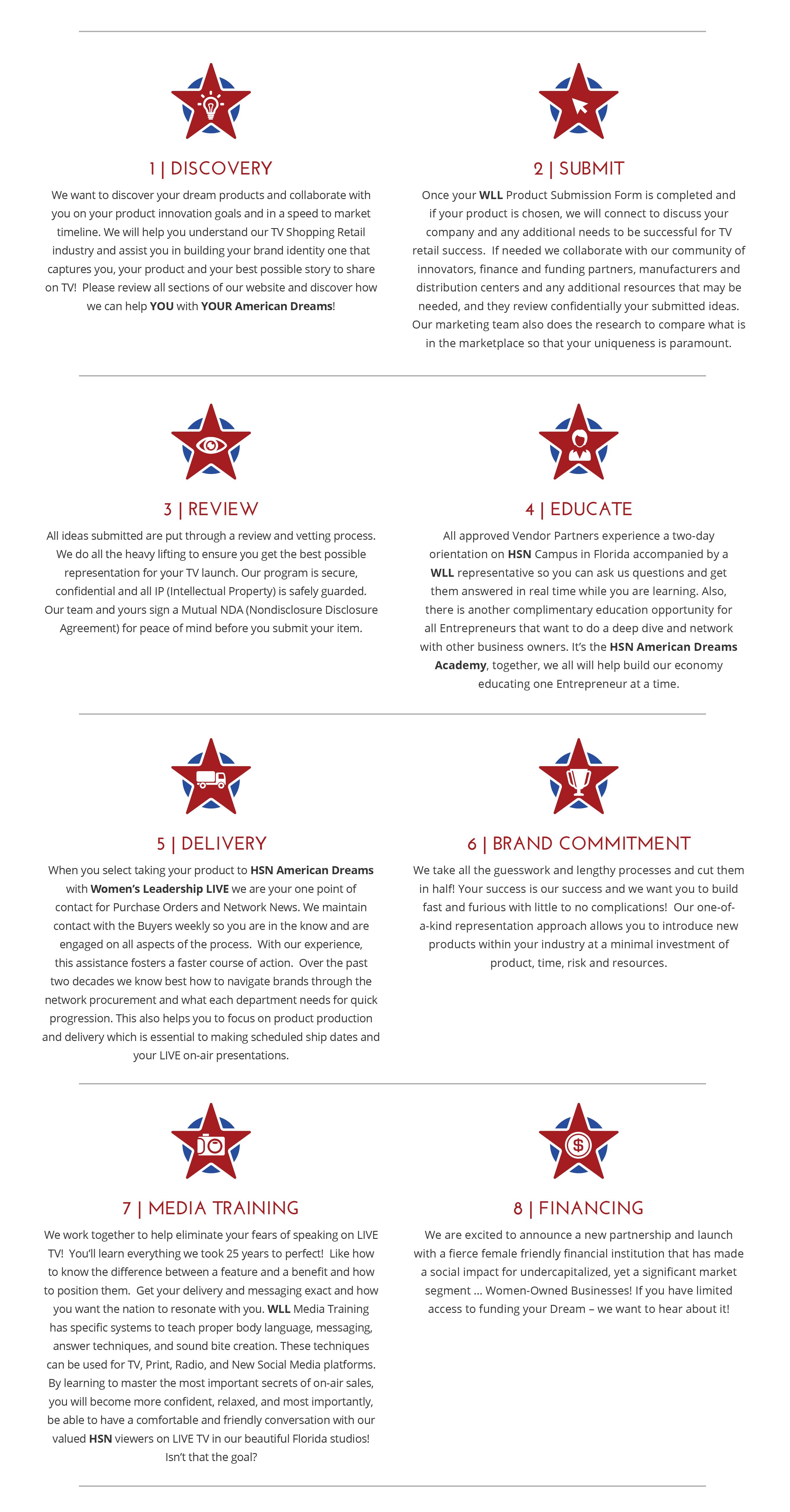 American Dreams Web Graphic